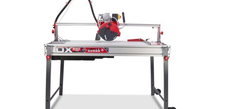 Przecinarka elektryczna RUBI DX-250 1000 PLUS LASER&LEVEL